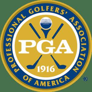 PGA Logo blue and gold