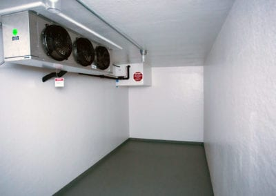 Interior of Polar Leasing Rental
